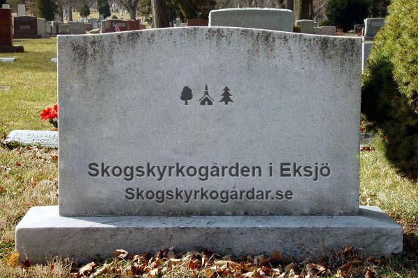 Skogskyrkogården i Eksjö