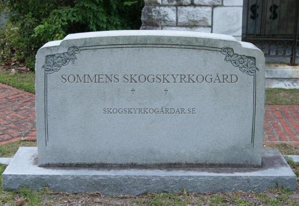 Sommens Skogskyrkogård