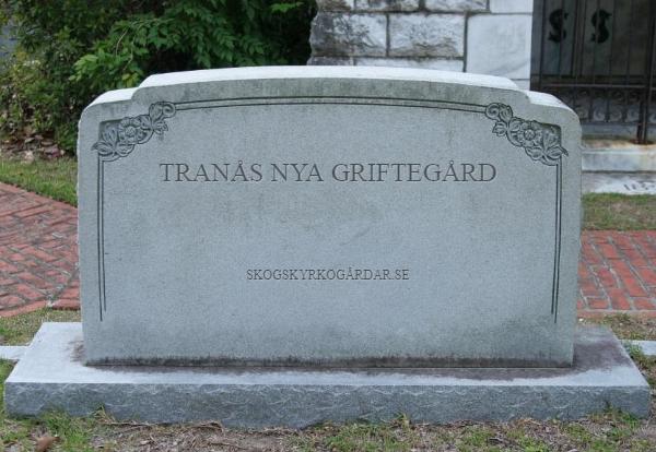 Skogskyrkogården Tranås Nya Griftegården