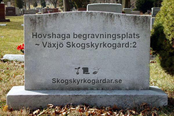 Hovshaga Växjö